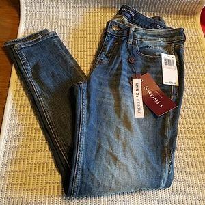 Vigoss Jeans - Women Vigoss Jagger Classic Skinny Medium Jeans